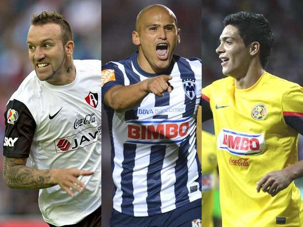 Los mejores goles de la jornada 12. Foto: Especial