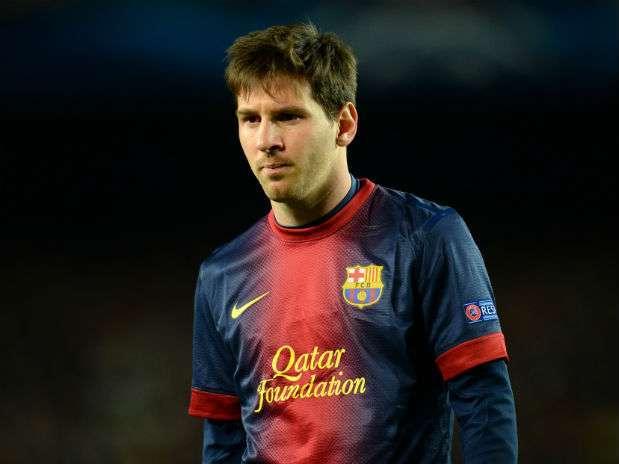 El Barcelona anunció que Messi no viajó a Zaragoza para disputar el domingo el partido de la Jornada 31 de la Liga Española. Foto: Getty Images