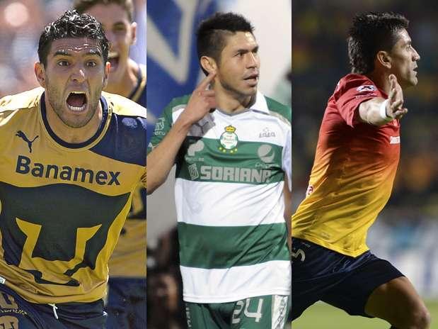 Los mejores goles de la fecha 14. Foto: Mexsport
