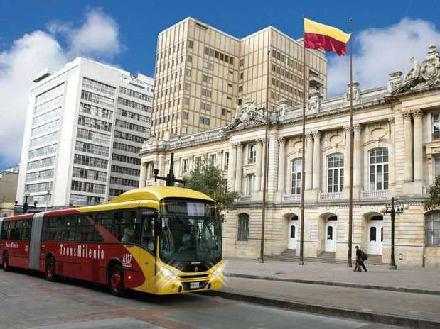 Foto: Transmilenio Bogotá