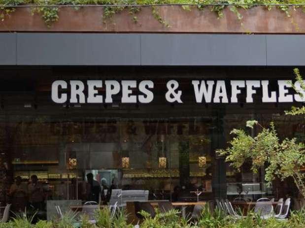 Puntos de Venta Crepes Waffles - Mxico