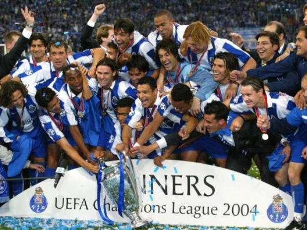 Porto tiene dos Champions League en sus vitrinas. Foto: AFP
