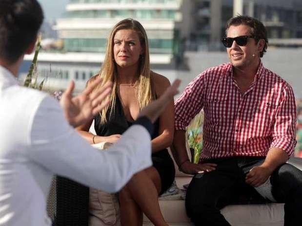 José Miguel Viñuela y Claudia Conserva serán potenciados como dupla en la nueva apuesta de las tardes de TVN. Foto: Gentileza TVN