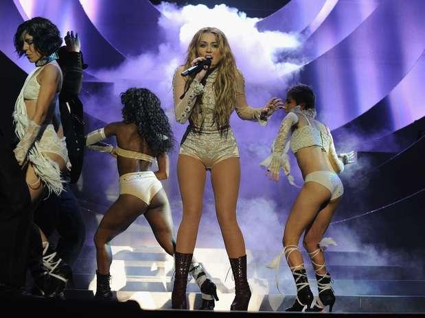 Reconocida por su papel en la serie de Disney Channel, Hannah Montana, Miley Cyrus saltó a la fama en 2006 para darle paso a una carrera exitosa como actriz y cantante. Foto: Getty Images