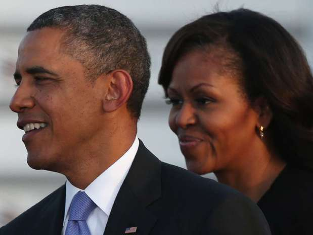 Barack Obama, y su esposa Michelle se unieron, en nombre de todos los estadounidenses, a la alegría de los Duques de Cambridge por el nacimiento de su hijo. Foto: Getty Images