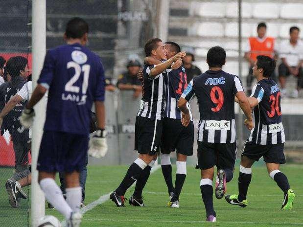 Alianza Lima recibirá a Juan Aurich en el estadio de Matute. Foto: Miguel Ángel Bustamante / Terra Perú
