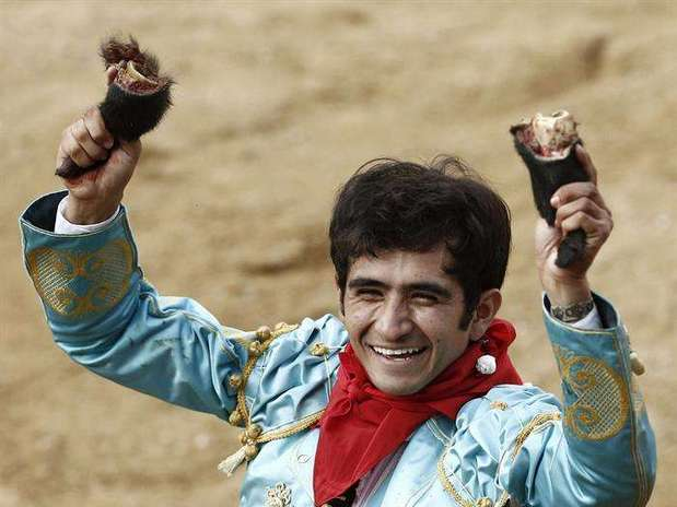 Joselito Adame triunfó en España. Foto: EFE