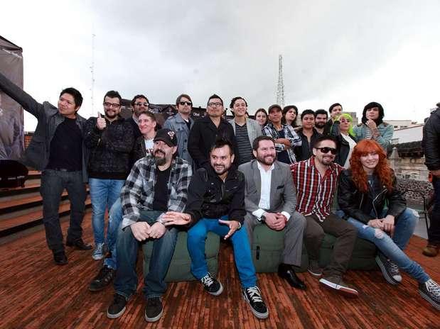 Molotov será el estelar del festival de rock para 18 mil personas el 28 de septiembre en Chimalhuacán. Foto: Reforma