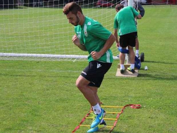 Sergio Rodríguez, canterano del Betis. Foto: Real Betis Balompié