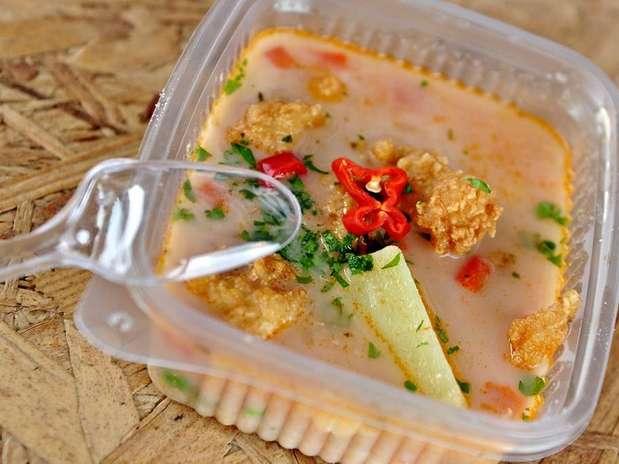 Chupe de pescado, plato que te hará entrar en calor. Foto: Lukas Isaac / Terra Perú
