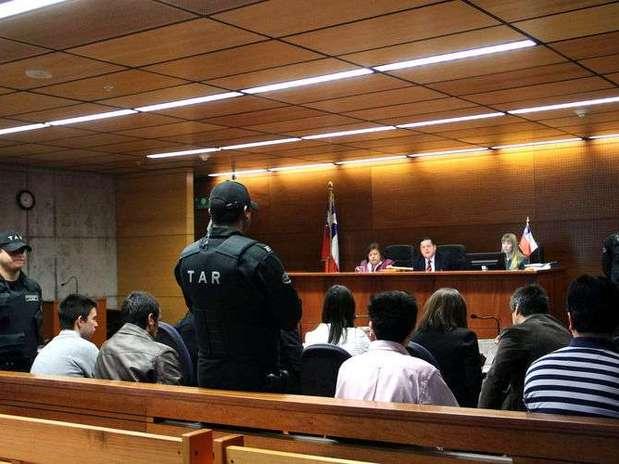 Tercera jornada del juicio oral Foto: UPI