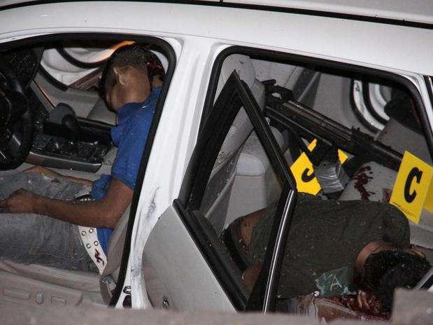 En Tamaulipas, Stratfor, prevé una ofensiva del Cártel del Golfo luego de que la organización experimentó un periodo de reacomodo tras la captura de su líder, Mario El Pelón Ramírez. Foto: AP