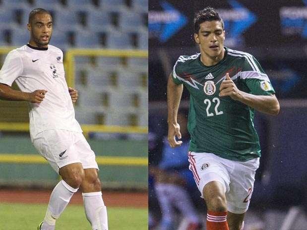 México vs. Nueva Zelanda por un boleto a Brasil 2014 Foto: Getty Images