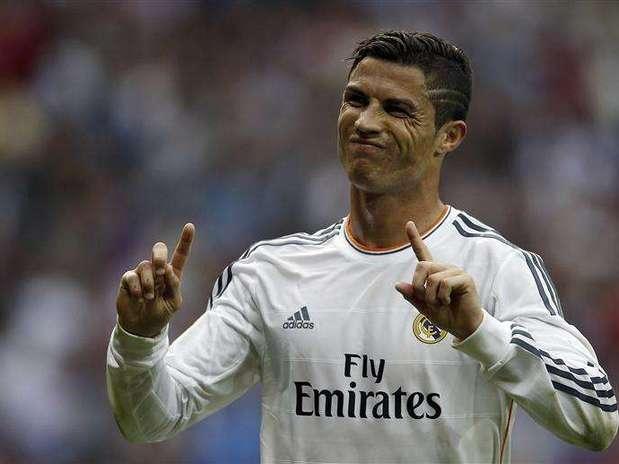 El delantero del Real Madrid Cristiano Ronaldo Foto: Javier Barbancho / Reuters