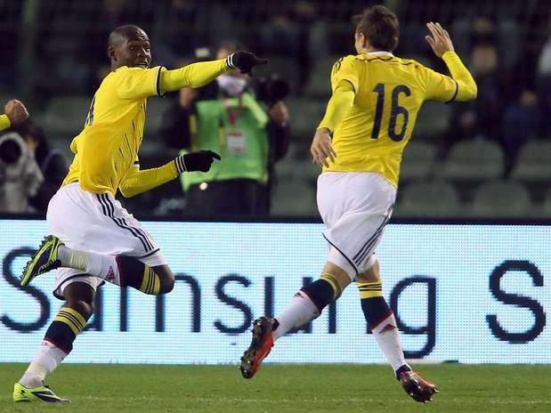La Selección Colombia enfrenta a Holanda en amistoso Foto: Getty Images