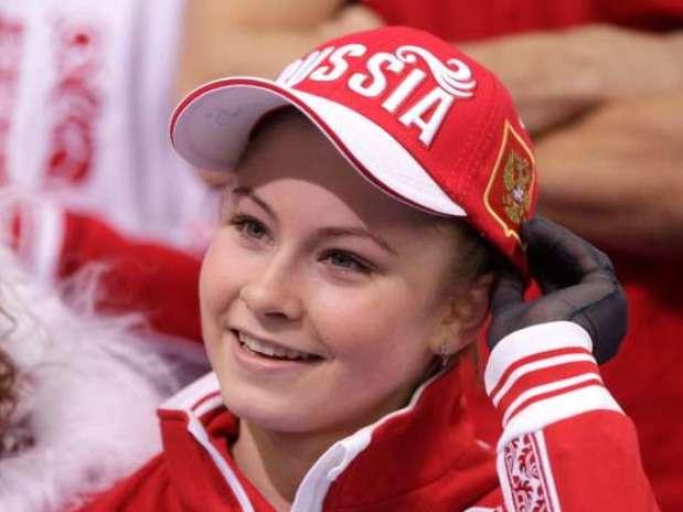 Yulia Lipnitskaya causó polémica por su actuación en Sochi 2014. Foto: Getty Images