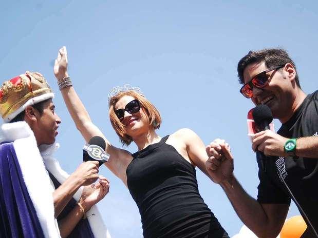 Sigrid Alegría sufre Bolocazo en inscripción de candidatura