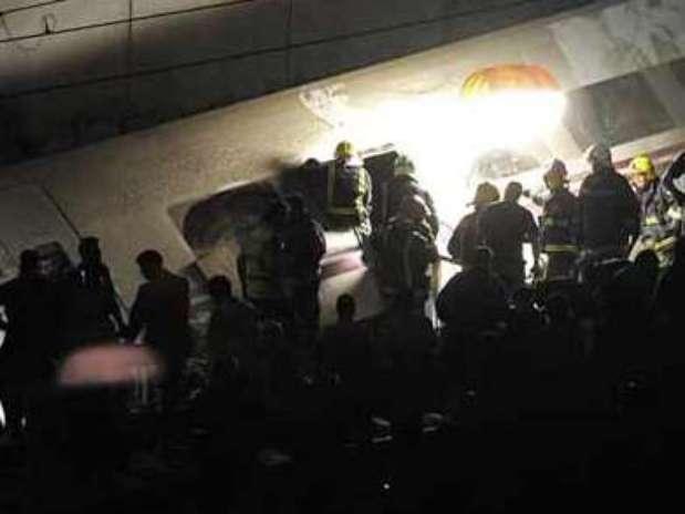 De los heridos, 20 se encuentran en estado grave y hay cinco personas en coma, según informó el delegado del Gobierno, Samuel Juárez. Foto: AFP