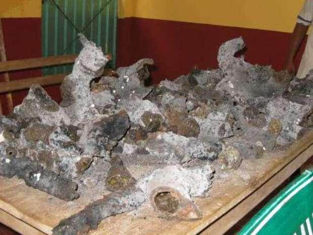 Bola de fuego cae en el poblado de Ichmul, Yucatán Diariodeyucatanmeteroritoichmul2