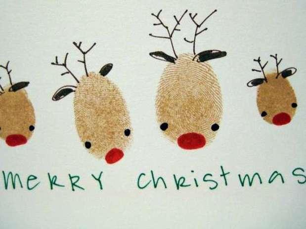Originales tarjetas de navidad para hacer en casa - Hacer tarjetas de navidad originales ...