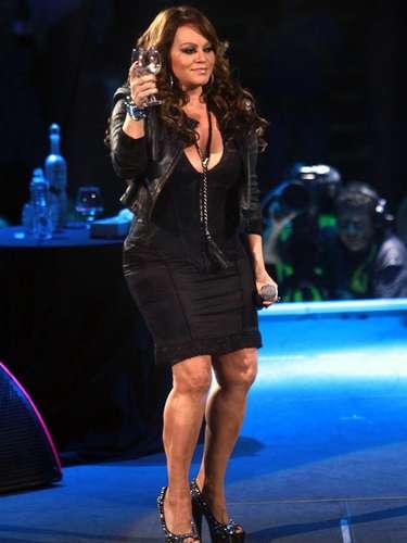 'Culpable o inocente' fue de las casi 40 canciones que la cantante preparó en su tour 'Joyas Prestadas'.