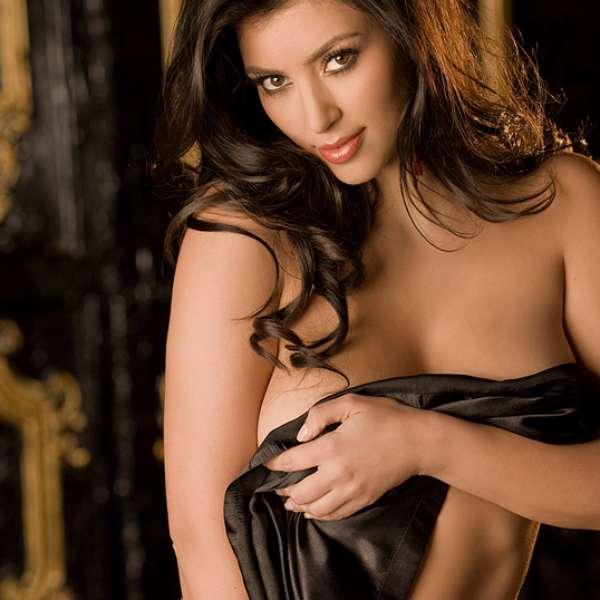 Kim Kardashian Quiere Volver A Posar Desnuda Para Playboy Terra