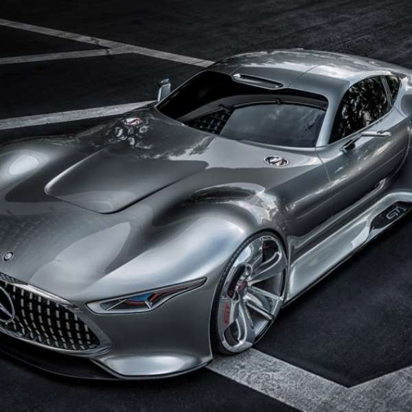 mercedes benz amg vision gran turismo concept terra colombia. Black Bedroom Furniture Sets. Home Design Ideas