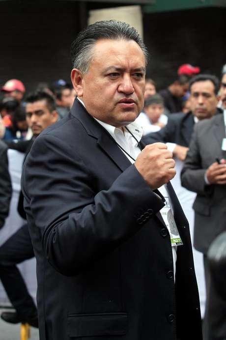 Martín Esparza Foto: Agencia Reforma
