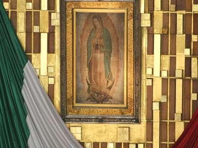 Nuestra Señora dejó una imagen que es un reflejo de ella misma impresa milagrosamente en la tilma de Juan Diego. Esta tilma se ha conservado intacta a través de los siglos y la imagen ha sido el motivo de peregrinación por millones de personas que han acudido a recibir consuelo, protección y ayuda de nuestra madre celestial. Foto: Insigne y Nacional Basílica de Santa María de Guadalupe / Terra