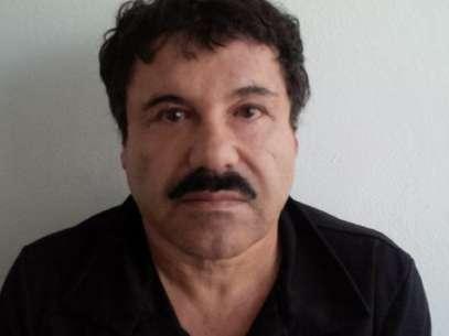 Robert Nardoza, un portavoz de la fiscalía estadounidense en Brooklyn, dijo que planean buscar la extradición de Guzmán Foto: AP