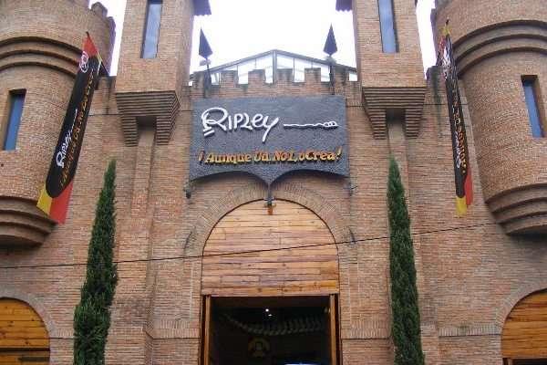 Foto: Museo de Ripley Ciudad de México