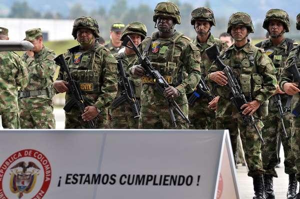 Foto: Mauricio Orjuela/Mindefensa.