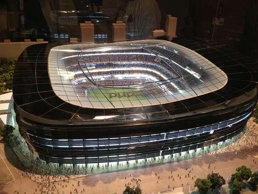 Foto: Cortesía  de Miguel Pastor (@miguelvesta), socio compromisario del Real Madrid