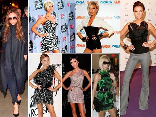 Fotos: La evolución del look de Victoria Beckham en su pelo