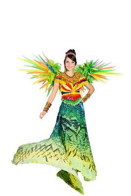 Foto: Oficial Concurso Nacional de la Belleza 2013