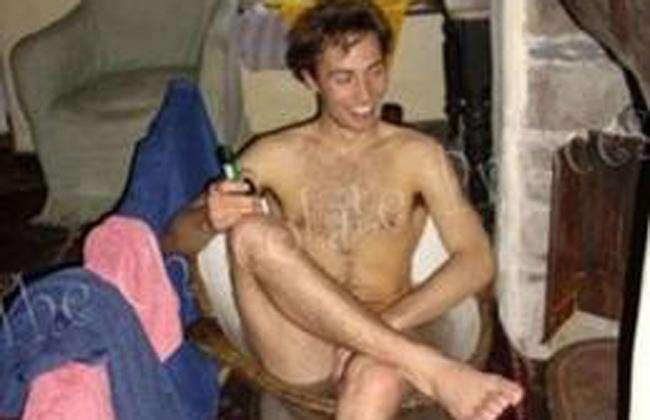 James Middleton desnudo