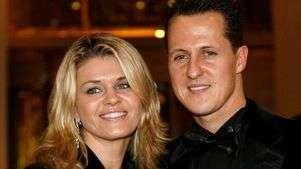 Família divulga mensagem de apoio a Schumacher; veja