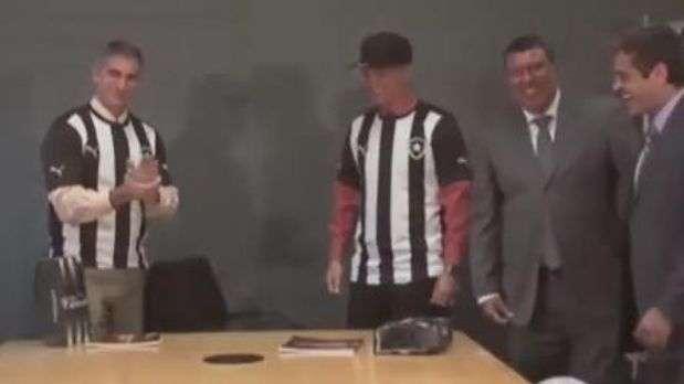 Veja comunicado da parceria entre Botafogo e TelexFree