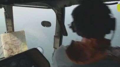 'Boa noite' foi última mensagem enviada de avião desaparecido