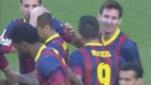Messi marca três gols e vira o maior artilheiro do Barcelona
