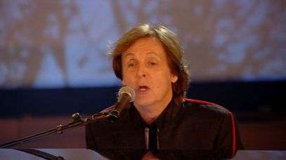 Vídeo 3D: Paul McCartney cierra la ceremonia de Apertura