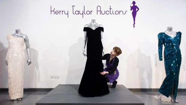 Haz clic para ver el video en Terra TV Vestidos de Diana de Gales son