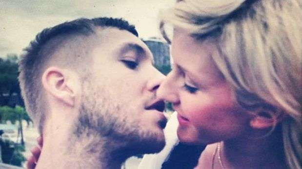 Calvin Harris y Ellie Goulding en 'I Need Your Love'