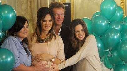 Video: Paula Chaves vivi su Pampers Baby Shower esperando a Olivia