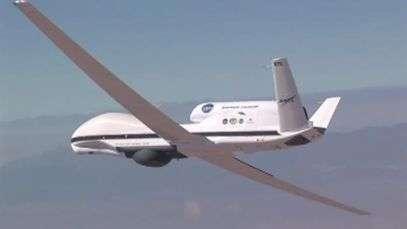 La NASA usará drones para estudiar huracanes
