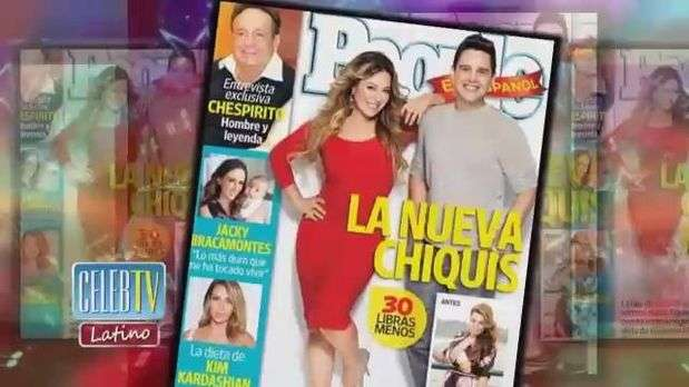 Chiquis Rivera Shows Off Her Slimmed Down Figure