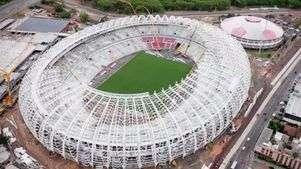 Beira-Rio entra em fase final de obras para Copa 2014