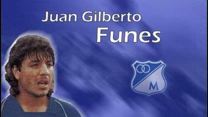Leyenda Azul, Juan Gilberto Funes -  Parte 1