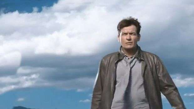 Nuevo trailer de Charlie Sheen 'Anger Management'