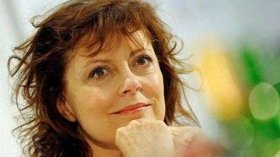 Susan Sarandon arremete contra Hollywood